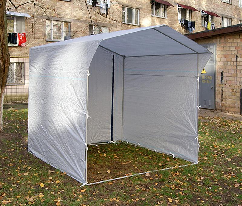 Кемпинговая палатка из вторсырья. Как сделать палатку из того 29